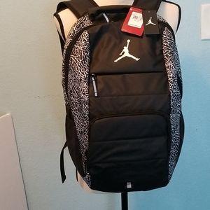 Jordans All World Black/White. NWT!